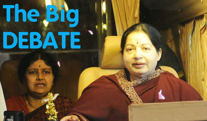 Is Sasikala The Worthy Successor Of Jayalalitha?
