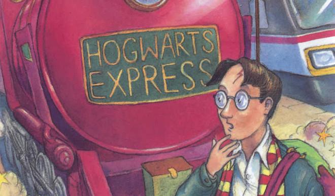 Potter Books Get A Makeover