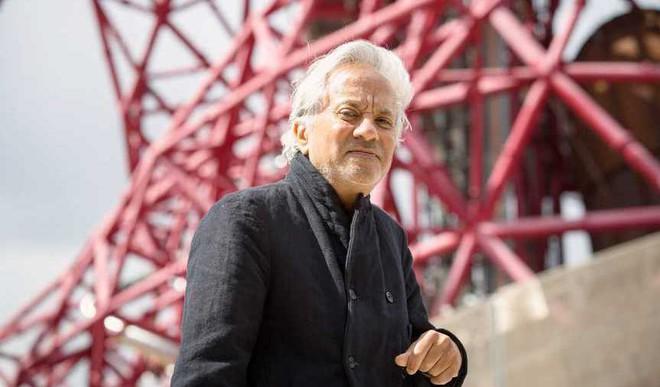 Artist Anish Kapoor Wins 'Jewish Nobel'