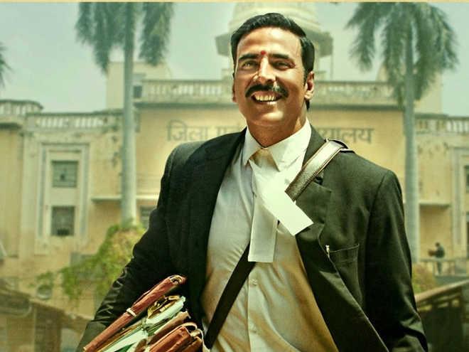Akshay Raises The Bar In Jolly LLB 2