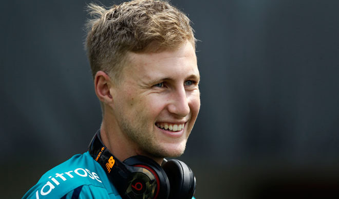 Root Named England Test Captain