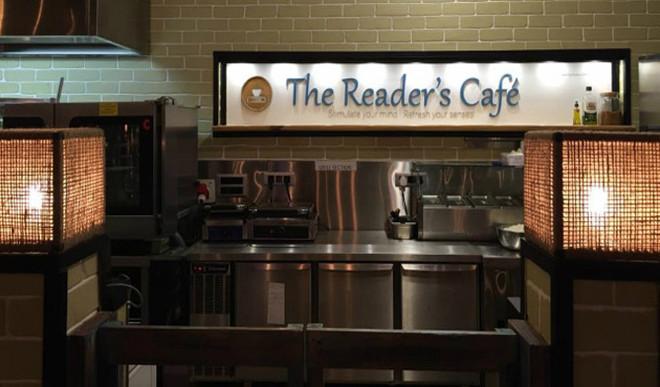 The Reader's Café In Indirapuram Is Every Booklover's Dream Come True!