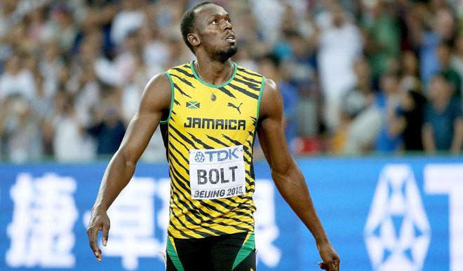 Bolt Wins 'Sportsman Of The Year' Award