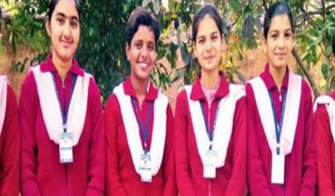Rohtak Girls Bhajan Hit On Social Media