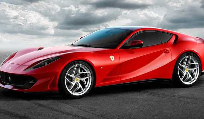 Ferrari Just Launched Their Fastest Car Ever!