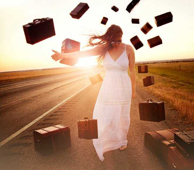 Want To Get Rid Of Karmic Baggage?
