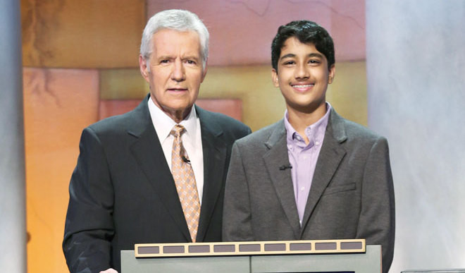 Teen Wins Jeopardy Contest