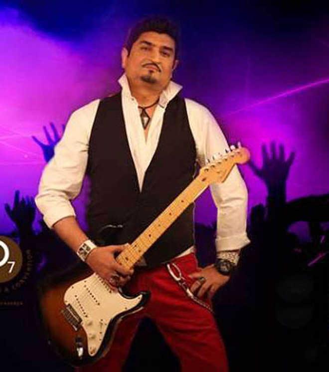 Neeraj Shridhar - Bombay Vikings Concert