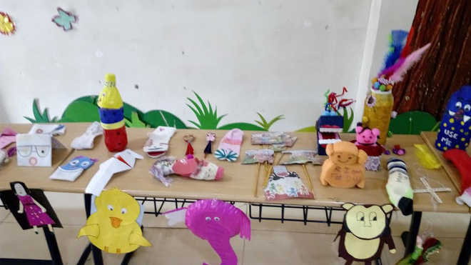 A Puppet Expo By Parents
