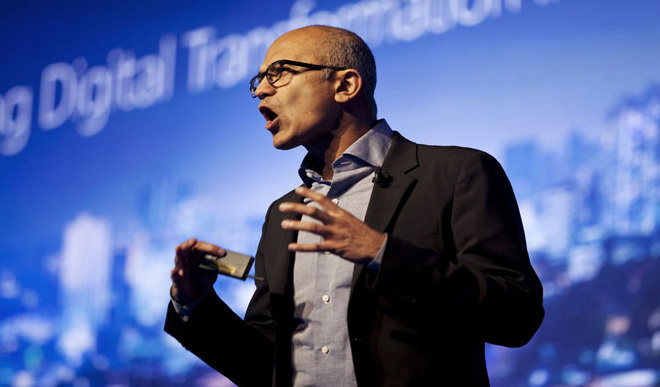 Nadella Launches Made For India Apps