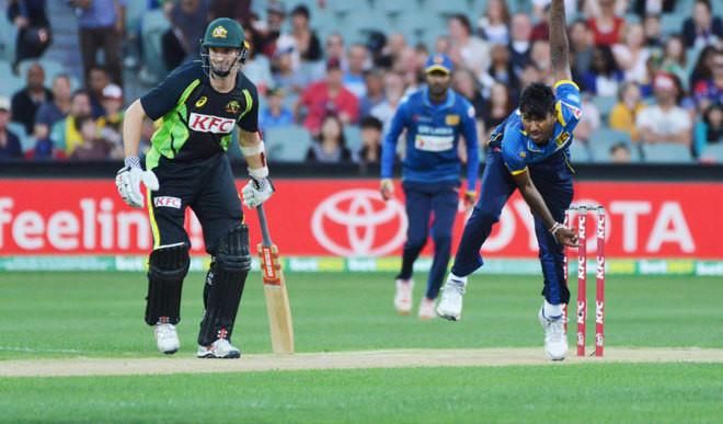 Australia Lose To Sri Lanka