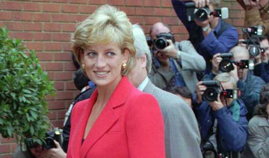 What Diana's Dresses Tell About Her