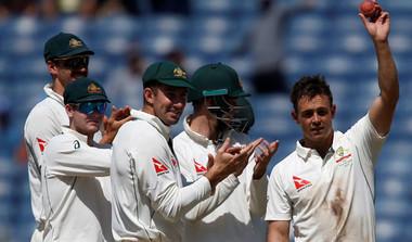 Australia Shocks India