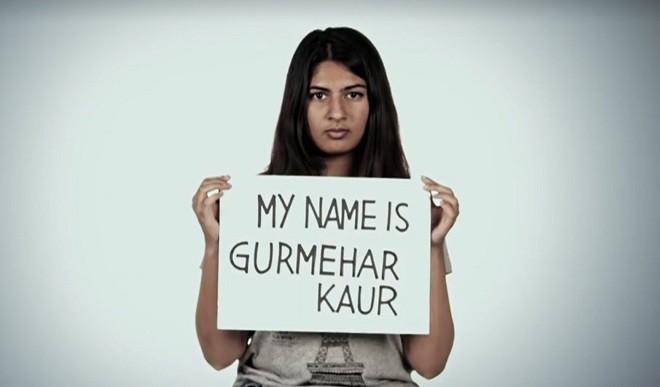 Gurmehar Kaur & The Curious Case Of Trolling
