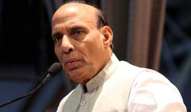 Rajnath Singh: IS Can't Influence Desi Youth