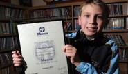 Kid, 11, Brighter Than Einstein