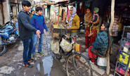 Boys Take Swachh City Mission