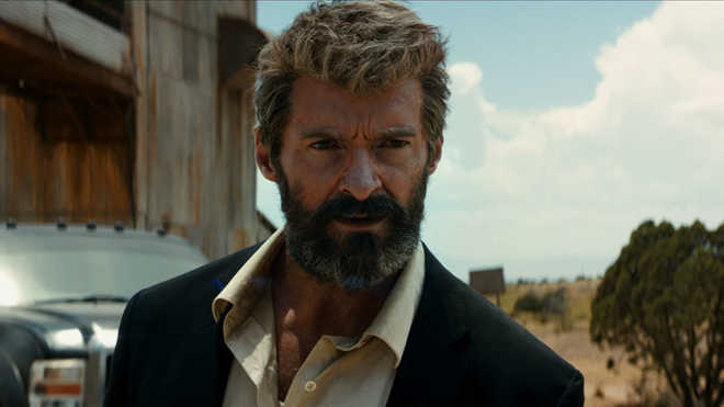 Logan: One Gripping Tale