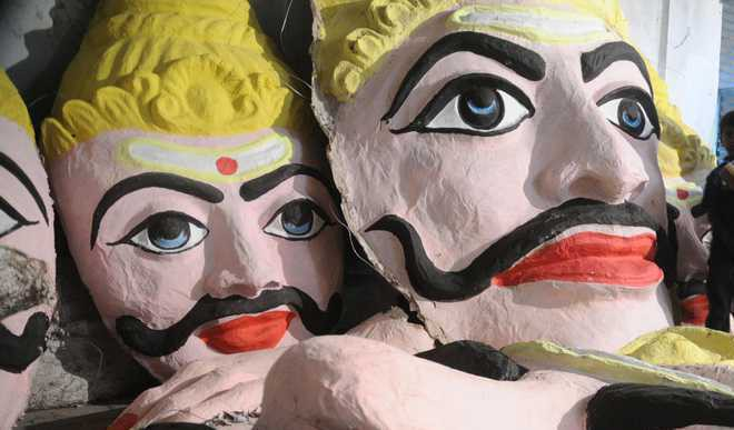 Do You Need To Be A Ravana To Survive?