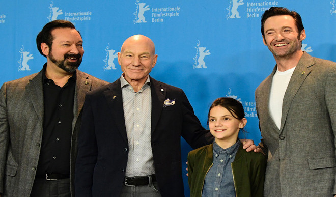 Real Star Of 'Logan' Is 11-Yr-Old