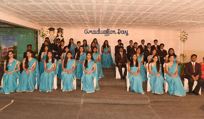Fanfare At Graduation Day