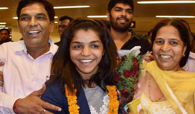 Sakshi Takes On Haryana Govt For Unkempt Promises