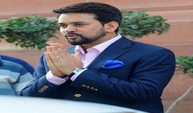 Anurag Thakur Apologises To SC