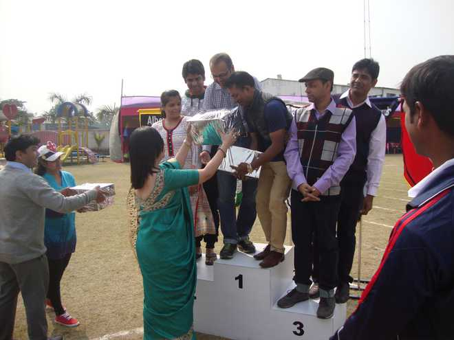 Mount Litera Zee School Maheshtala Holds Third Annual Sports Day
