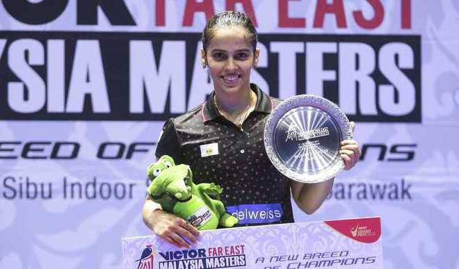 Saina Enters All England Open 2nd Round