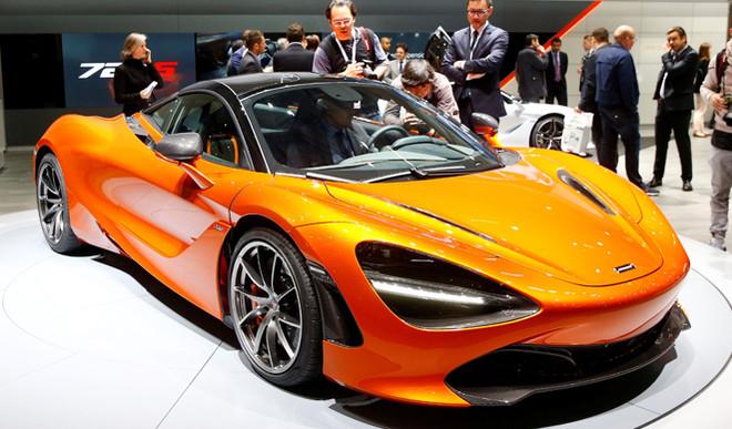 Geneva Auto Show's Hottest Rides