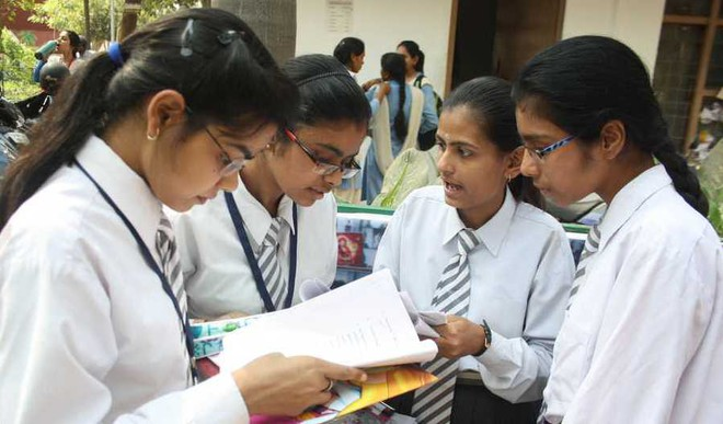 Class 12 Board: First Exam Easy But Lengthy