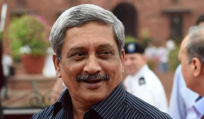 Manohar Parrikar To Be Sworn In As Goa CM