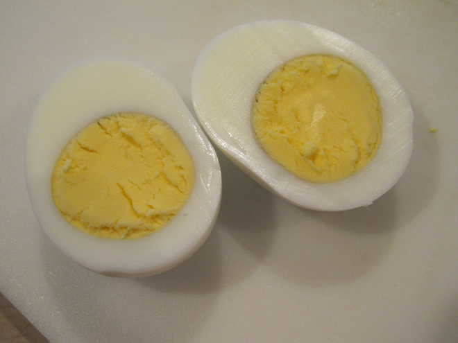 Why Do Hard-Boiled Eggs Get A Grey Ring?