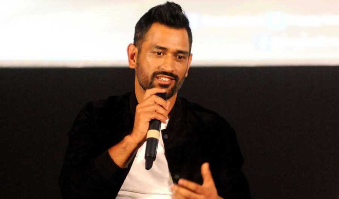 Dhoni Rescued From Hotel Fire In Delhi