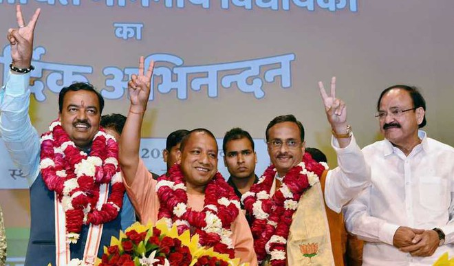 Meet The New CM Of UP