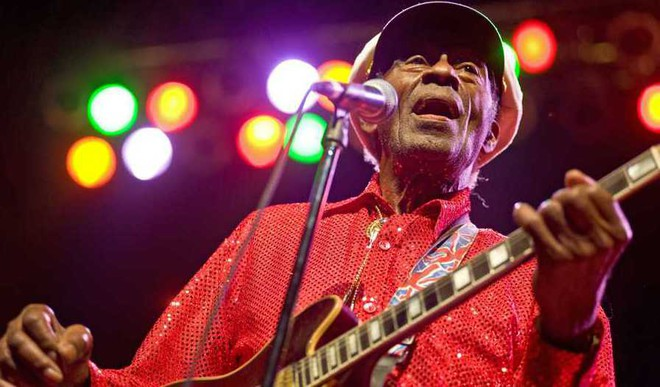 Rock-n-Roll Legend Chuck Berry Dies At 90
