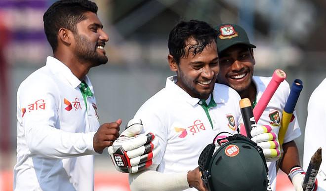 Bangladesh Shock SL With Test Win