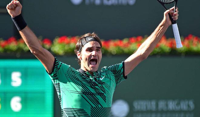 Federer Beats Wawrinka