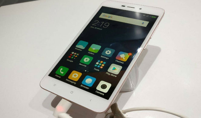 Xiaomi Redmi 4A Launched At Rs 5,999
