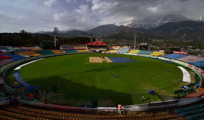 Dharamsala Set For Fourth Test