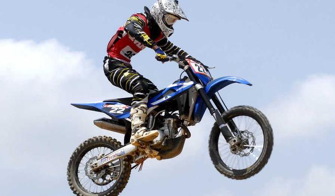 Tyson Inspired Rally Rider Santosh