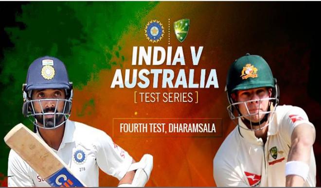 India Thrash Australia To Maintain Test Run