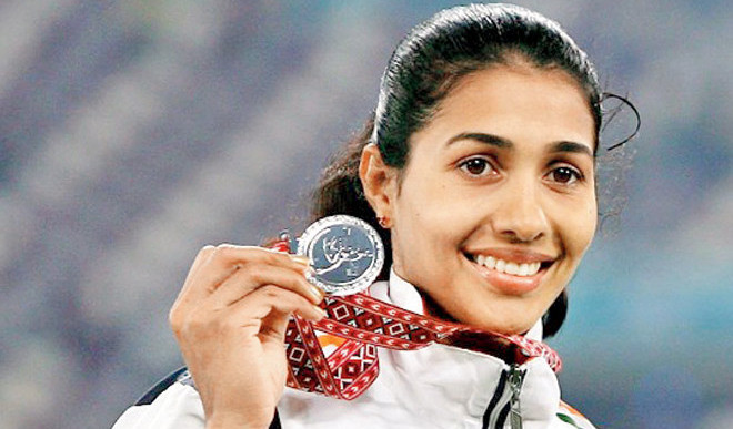 Medal Hope For Anju Bobby George