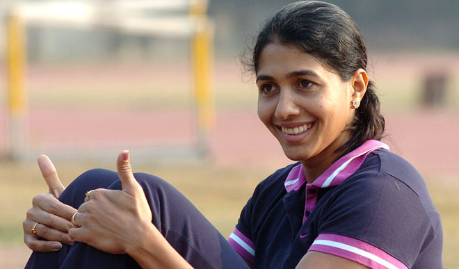 Anju To Push For Medal Upgrade
