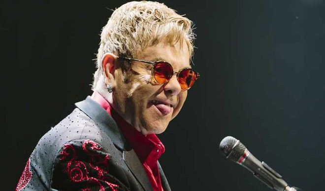 Why Elton's Still Standing At 70