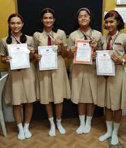 Pune Kids Excel At Homi Bhabha Exam