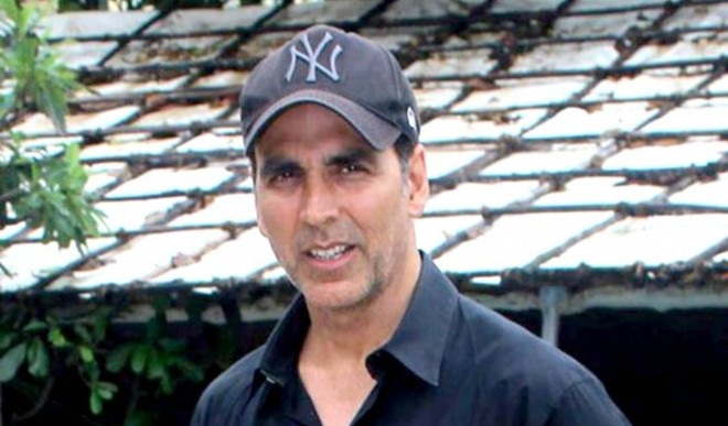 Akshay Digs 2-pit Toilet In MP
