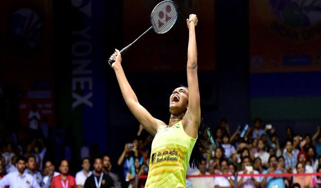 Sindhu Beats Carolina Marin