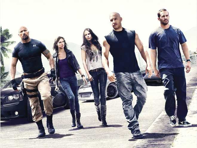 Fast, Furious & The Damage