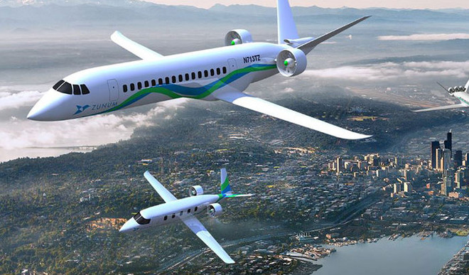 Hybrid Aircraft Cheapens Travel Cost